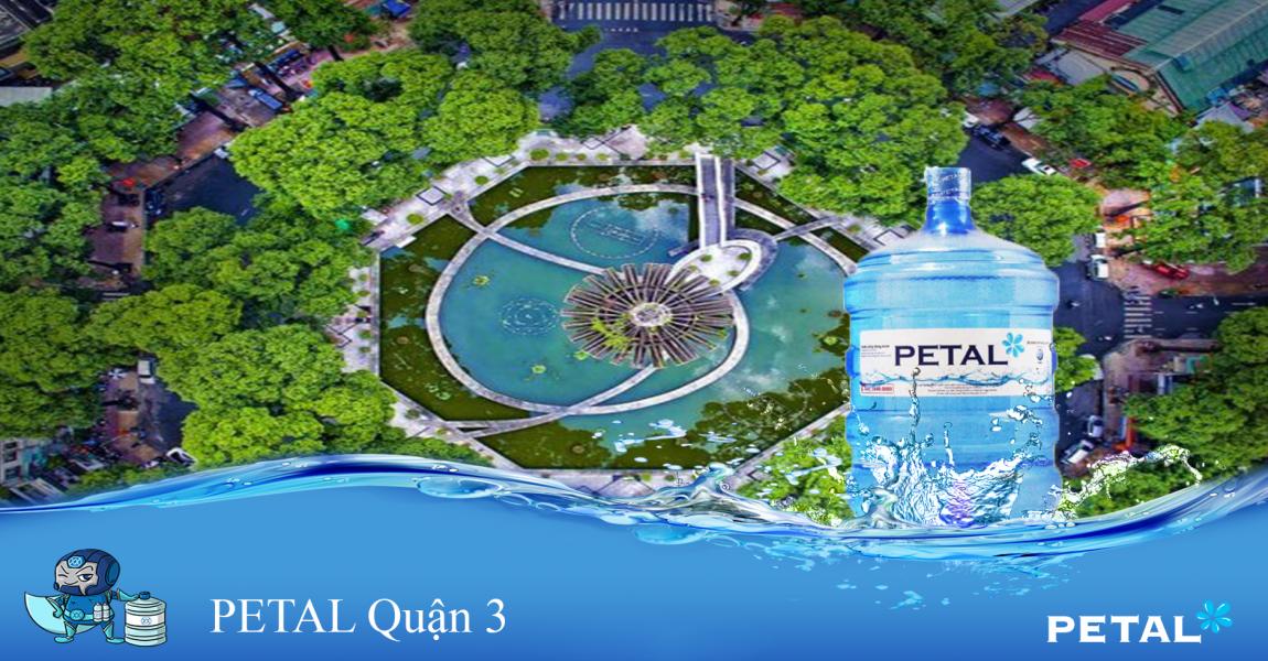 Đại Lý Nước Tinh Khiết PETAL Quận 3