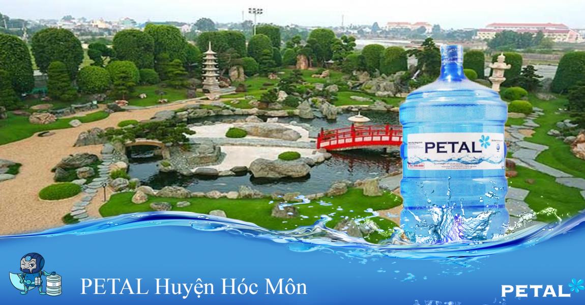 Đại Lý Nước Tinh Khiết PETAL Huyện Hóc Môn