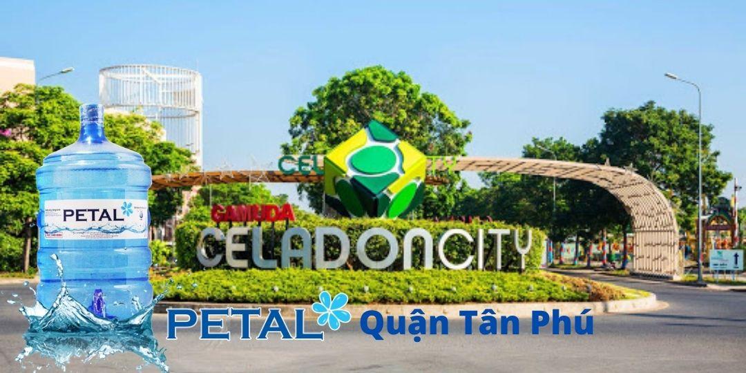 Nước tinh khiết PETAL quận Tân Phú