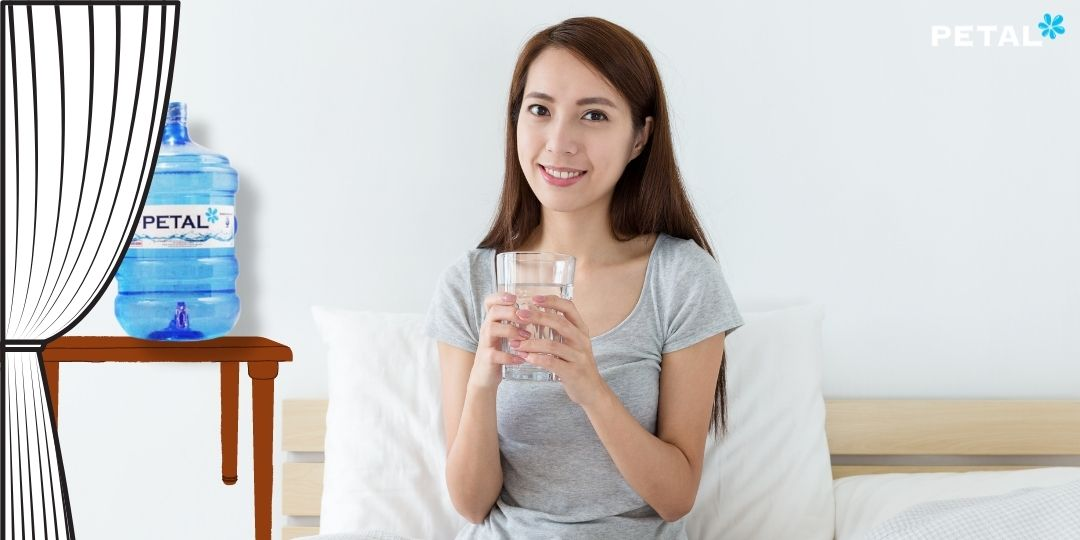 Uống nước gì vào buổi sáng