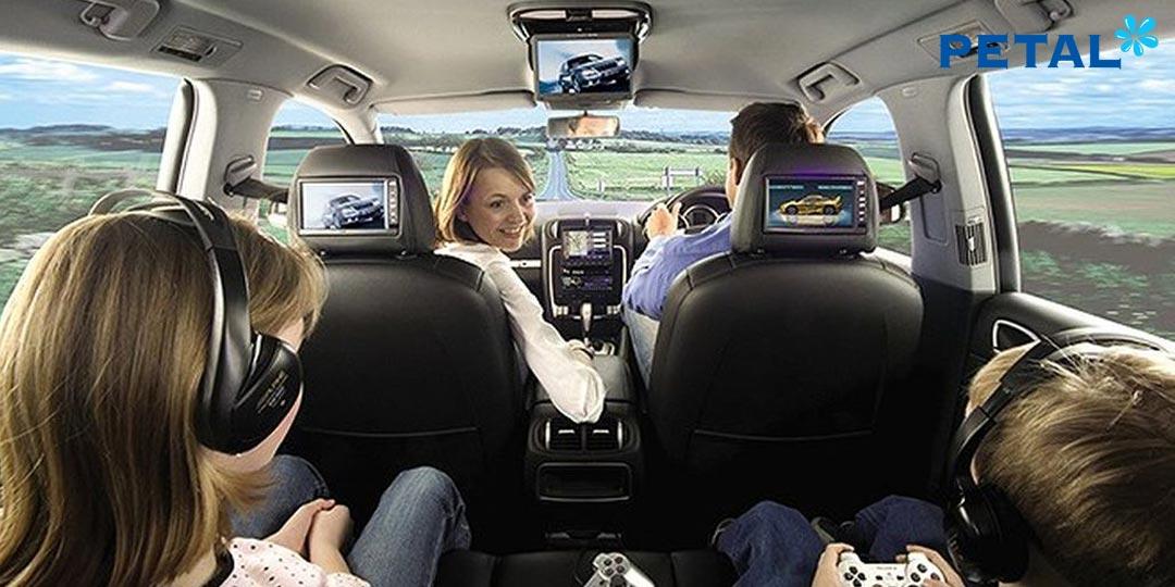 Việc lựa chọn ví trị ít bị chuyển động giúp tình trạng say xe của bạn nhẹ hơn