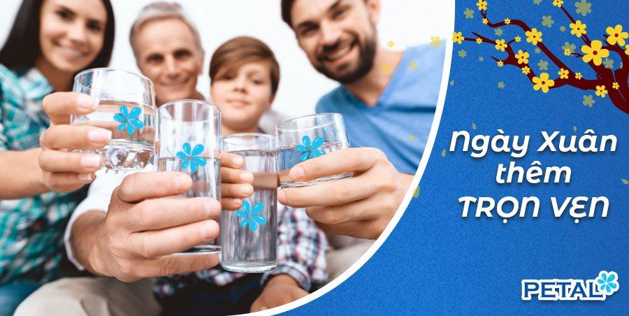 Ăn uống thông minh sẽ khiến dịp Tết của bạn trở nên ý nghĩa, vui vẻ hơn