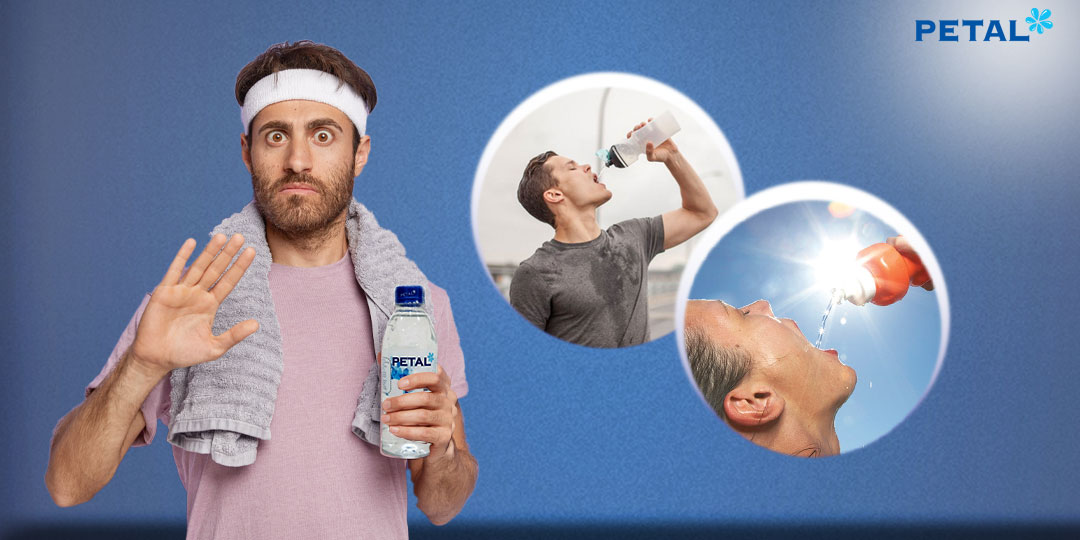 Uống nước theo cách này sức khỏe bạn sẽ bị đe dọa