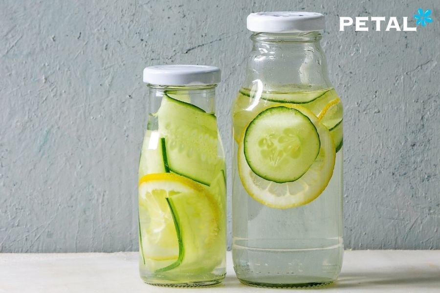 Thêm hương vị cho nước