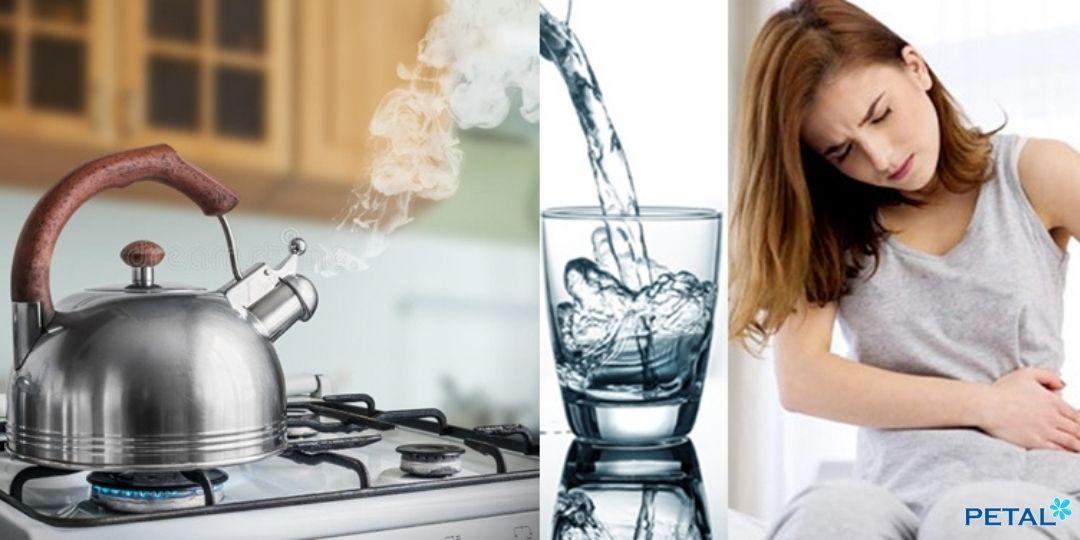 Đun đi đun lại nước tinh khiết sẽ làm thay đổi cấu trúc nước và gây hại cho người sử dụng
