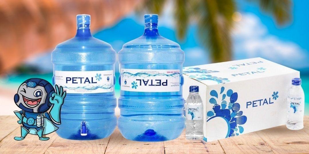 PETAL hiện là một trong những thương hiệu nước tinh khiết bán chạy tại TP HCM