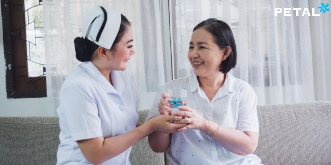 Cách uống nước giúp người già nâng cao tuổi thọ