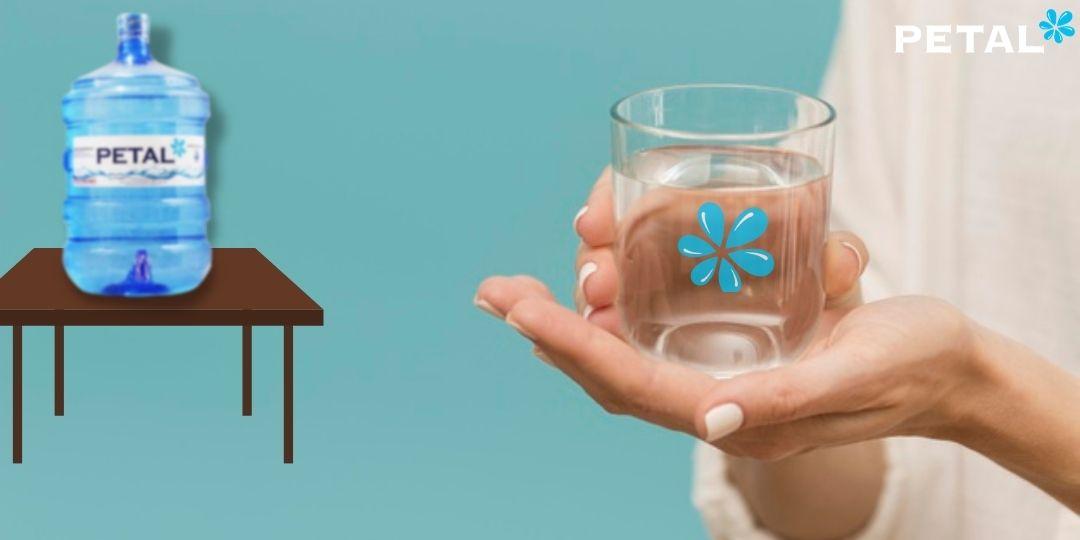 Nước tinh khiết PETAL là một trong những thương hiệu nước uống uy tín, chất lượng