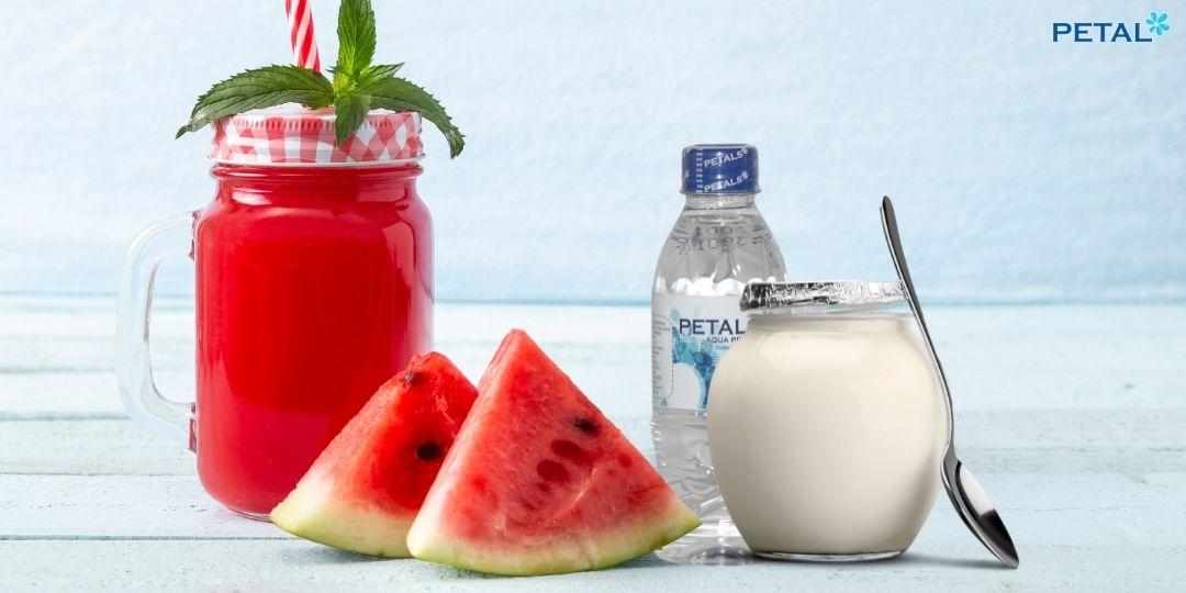 Nước uống tăng sức đề kháng