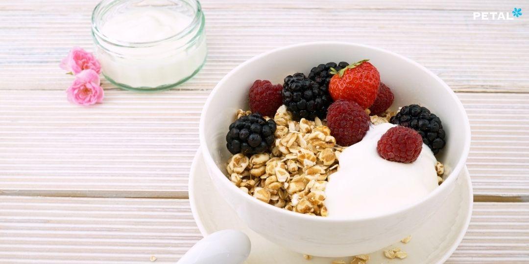 Sữa chua chứa nhiều vi khuẩn có lợi