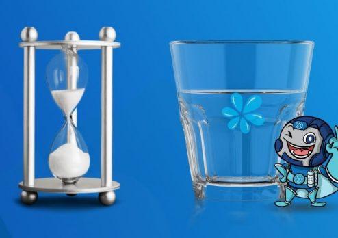 Thời gian biểu uống nước để có sức khỏe tốt